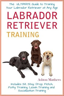 Labrador Retriever Training: The Ultimate Guide to Training Your Labrador Retriever at Any Age: Includes Sit, Stay, Drop, Fetch, Potty Training, Leash Training and Socialization Training