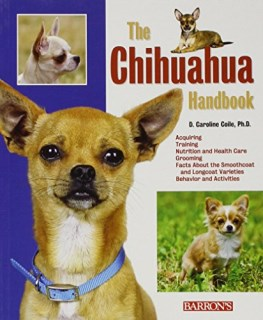 The Chihuahua Handbook (Barron's Pet Handbooks)