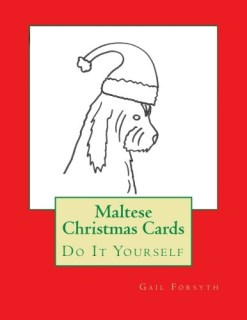 Maltese Christmas Cards: Do It Yourself