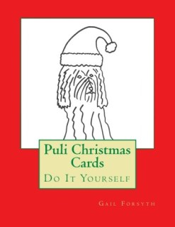 Puli Christmas Cards: Do It Yourself