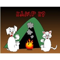 Kamp K9 Scarborough Maine Logo