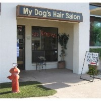 My Dogs Hair Salon Scottsdale Arizona Logo