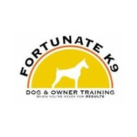 Fortunate K9 Dog And Owner Training Derry New Hampshire Logo
