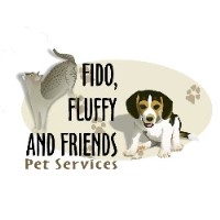 Fido, Fluffy And Friends Pet Services Santa Fe New Mexico Logo