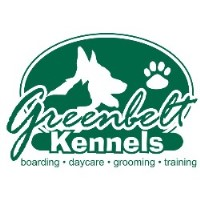 Greenbelt Kennels Clive Iowa Logo