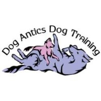 Dog Antics Dog Training Thermopolis Wyoming Logo