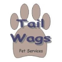 Tail Wags Pet Services Barrie Ontario Logo