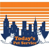 Today's Pet Service Brooklyn New York Logo