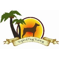 Tropical Dog Training Stuart Florida Logo