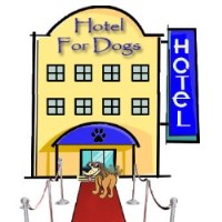 Hotel For Dogs Middletown New Jersey Logo