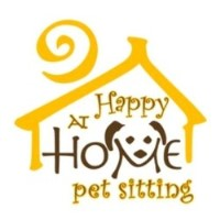 Happy At Home Pet Sitting Llc Greenville South Carolina Logo