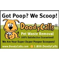 Doodycalls Of Columbia, Inc. Lexington South Carolina Logo
