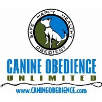 Canine Obedience Unlimited Frederick Maryland Logo
