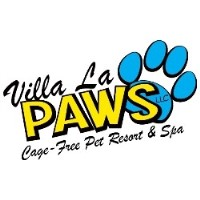 Villa La Paws Resort & Spa On Bell Rd Phoenix Arizona Logo