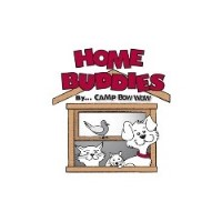 Home Buddies Belelvue / Mercer Island Dog Walking And Pet Sitting Bellevue Washington Logo