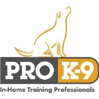 Pro K-9 | In-Home Training Professionals Romulus Michigan Logo