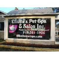 Elliotte's Pet Spa & Salon Inc. Durham North Carolina Logo