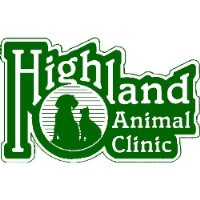 Highland Animal Clinic & Grooming Mount Vernon Washington Logo