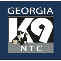 Georgia K9 National Training Center Canton Georgia Logo