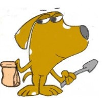 Doody Free Pet Waste Removal Staten Island New York Logo
