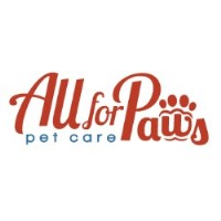 All For Paws Pet Care Glen Burnie Maryland Logo
