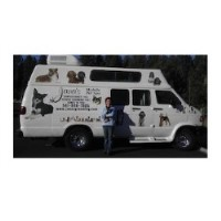 Jana's Mobile Pet Spa Bend Oregon Logo