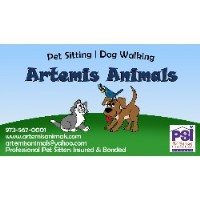 Artemis Animals-Dog Walking & Pet Sitting Flanders New Jersey Logo