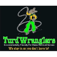 Turd Wranglers Pet Waste Removal Service Chilliwack British Columbia Logo