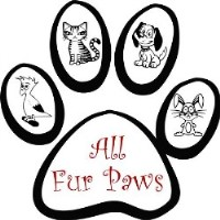 All Fur Paws Plainfield Illinois Logo