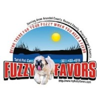 Fuzzy Favors Glen Burnie Maryland Logo