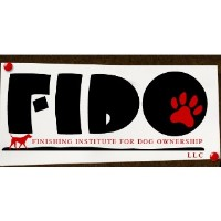 F.I.D.O. (Finishing Institute For Dog Ownership) Lancaster Ohio Logo
