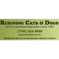 Reigning Cats & Dogs, Inc. Duluth Georgia Logo