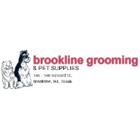 Brookline Grooming And Pet Supplies Brookline Massachusetts Logo