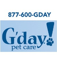 G'day! Pet Care Curtis Bay Maryland Logo