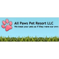 All Paws Pet Resort Llc Warrenville South Carolina Logo
