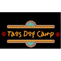 Taos Dog Camp Tres Piedras New Mexico Logo