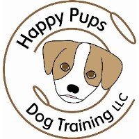 Happy Pups Dog Training LLC Saint Louis Missouri Logo
