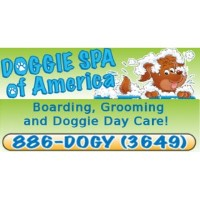 Doggie Spa Of America Ozark Missouri Logo