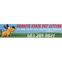 Granite State Pet Sitting Manchester New Hampshire Logo