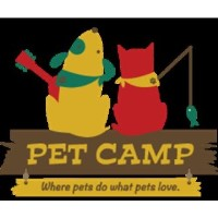 Pet Camp San Francisco California Logo