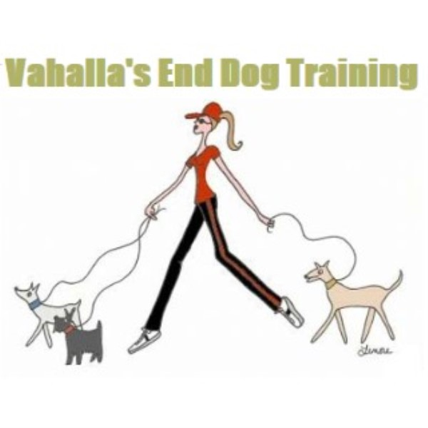 Vahalla's End Dog Training Harrisburg Pennsylvania Logo