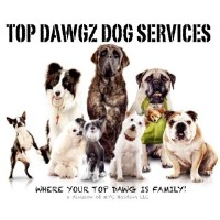 Top Dawgz  Dog Services Milwaukee Wisconsin Logo