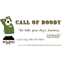 Call Of Doody Pleasantville New York Logo