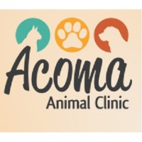 Acoma Animal Clinic Glendale Arizona Logo