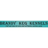 Brandy Keg Kennels & Canine Services Frankfort New York Logo