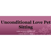 Unconditional Love Pet Sitting Columbia Maryland Logo