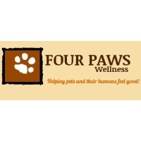 Four Paws Wellness Fort Erie Ontario Logo