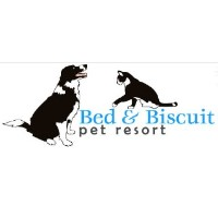 Bed & Biscuit Pet Resort Westville Indiana Logo