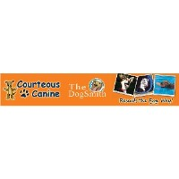 Courteous Canine Inc. DogSmith Tampa Lutz Florida Logo