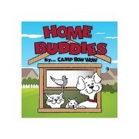 Home Buddies Broomfield Dog Walking and Pet Sitting Broomfield Colorado Logo